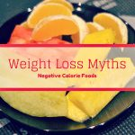 Weightloss Myths? // Negative Calorie Foods