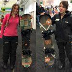 Snowboarding // Lesson 1