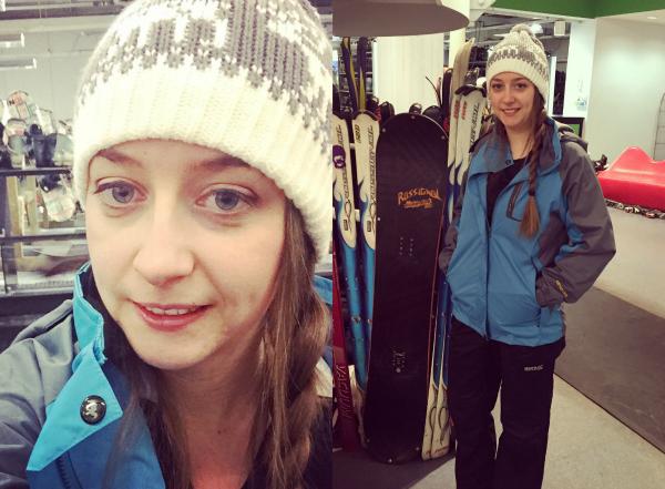xscape snozone snowboard lesson