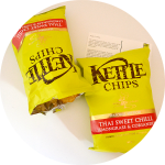 Thai Sweet Chilli, Lemongrass & Coriander Kettle Chips