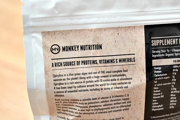 Monkey Nutrition