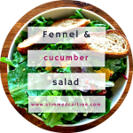 Fennel and Cucumber Salad