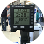 Fitness Update // 6K Row for Charity