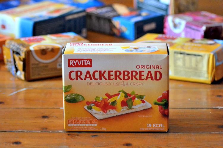 ryvita original crackerbread