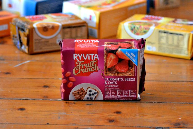 ryvita fruit crunch