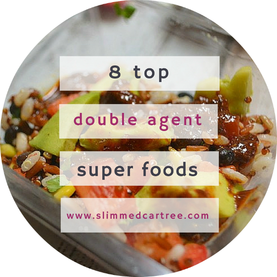 double agent superfoods