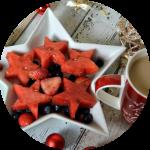 #WIAW // WATERMELON STARS