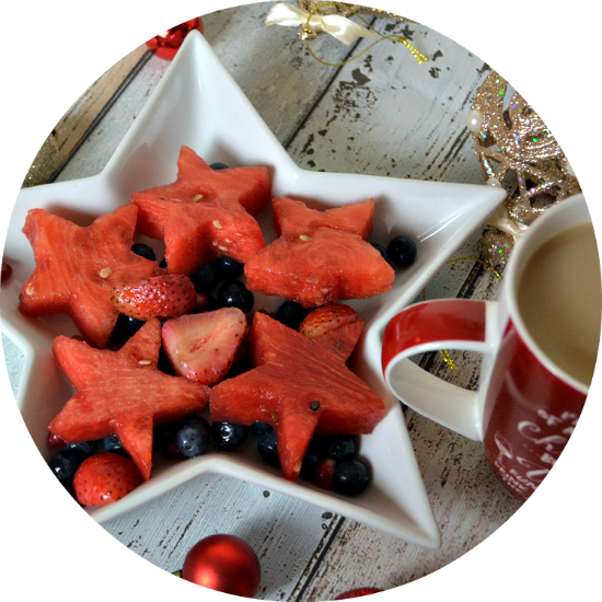marks and spencers watermelon stars
