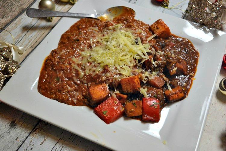 vegetarian chiili