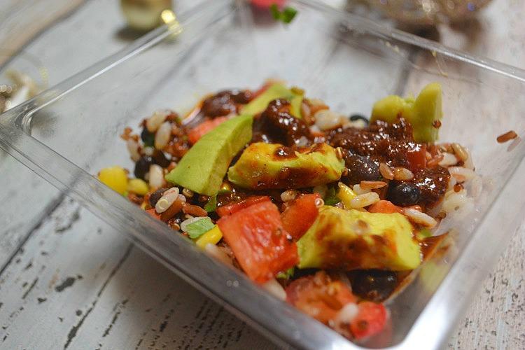 quionia salad