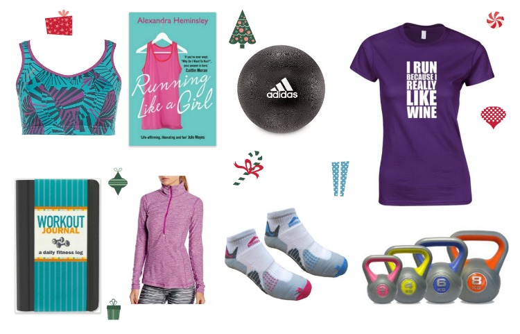 christmas fitness wishlist