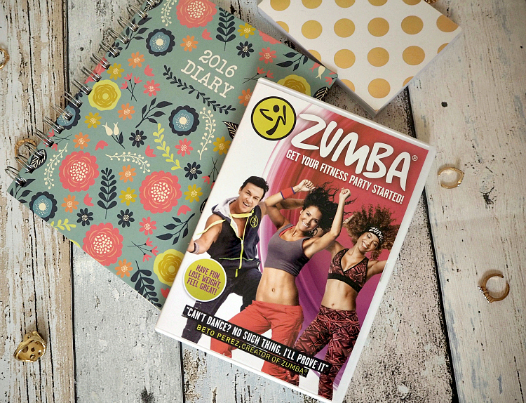 zumba get your fitness party started