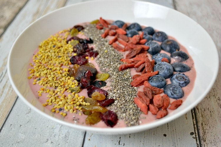 Super Easy Smoothie Bowls