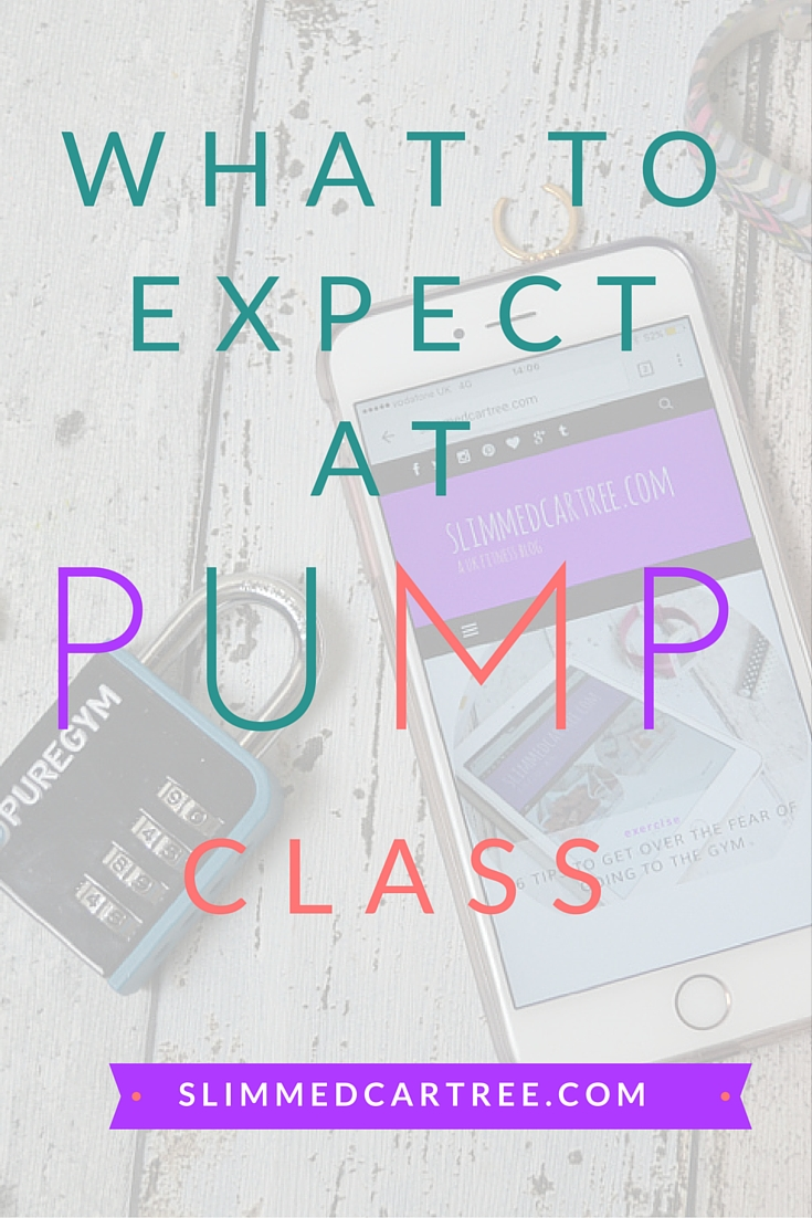 What to expect from a pump class