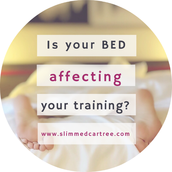 How your bed could be affecting your training?