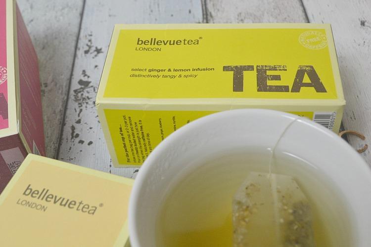 Replacing Coffee With Bellevue Tea