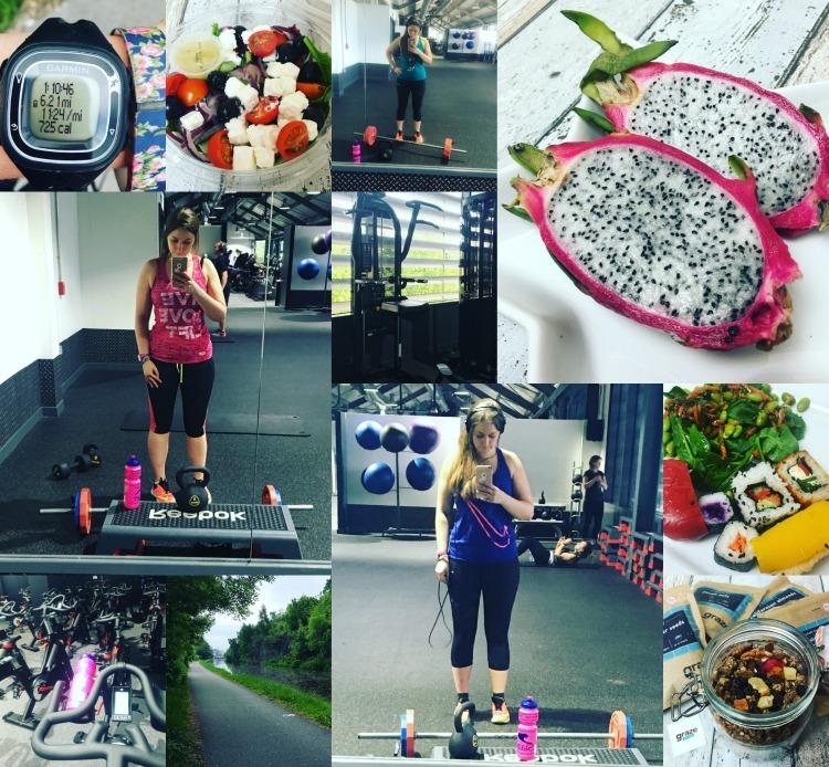 Fitness Update