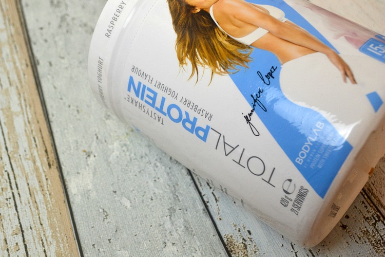 Body Lab Total Protein Shake jennifer lopez