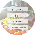 Get your juice on this summer and shift a few lbs