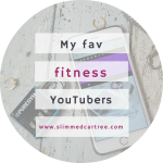 My favourite YouTubers for Fitness Inspiration