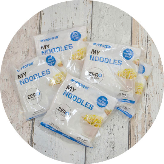 MyNoodles made with Konjac flour