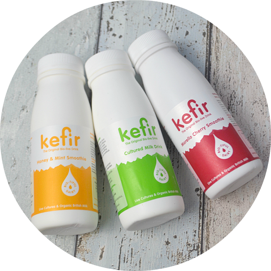 Benefits of Kefir