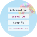 Alternative ways to keep fit
