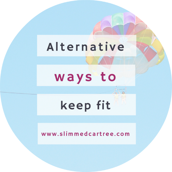 Alternative adventure activities to give a try to keep fit