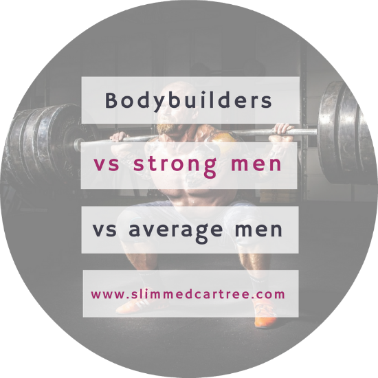 bodybuilders vs strongmen