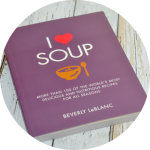 I love soup. Souper.