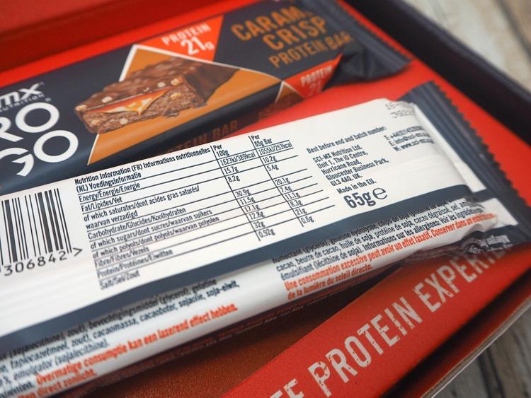 Sci-Mx Pro2GO Caramel Crisp