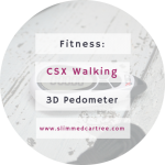 CSX Walking 3D Pedometer