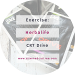 Rehydrate with Herbalife CR7 Drive