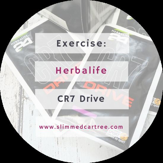 Herbalife CR7 Drive