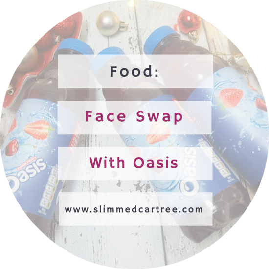 Oasis Launch The Worlds First Face Swappable Bottle