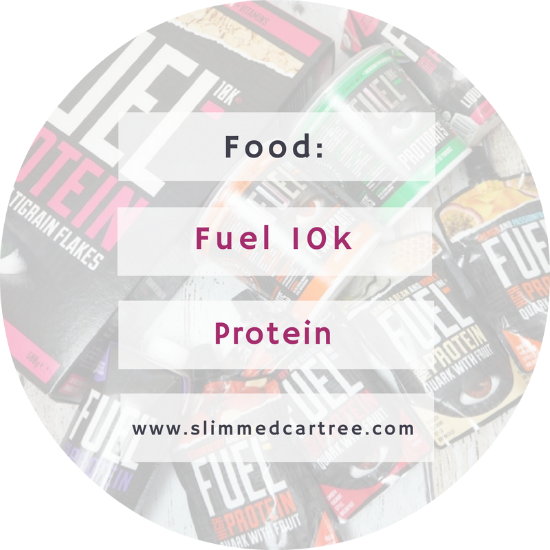 Fuel10k Quark and Protiflakes