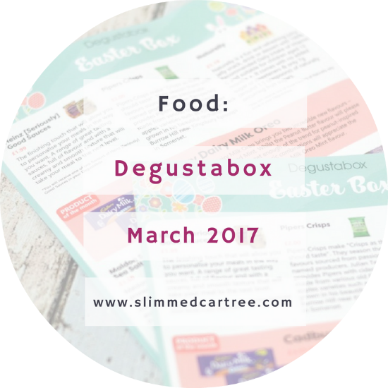 Degustabox March 2017