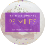 Fitness Update // 23 mile bike ride