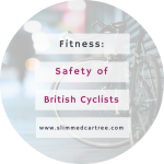The safety of British cyclists