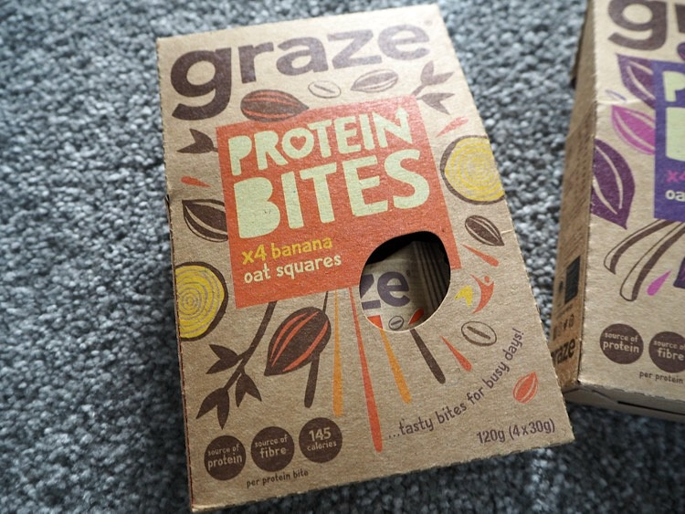 Graze Protein Bites
