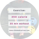 350 calorie 35 minute workout