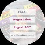 Degustabox August 2017