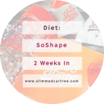 So Shape Challenge 2 Weeks
