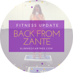 Fitness Update // Back From Holiday