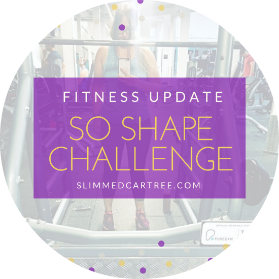 so shape challenge blog review
