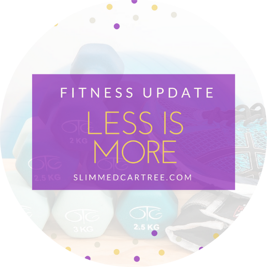 fitness update blog