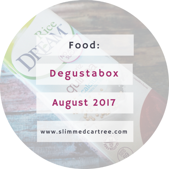 Degustabox September 2017