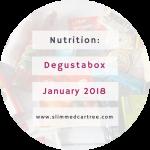 Degustabox January // New Year New Me