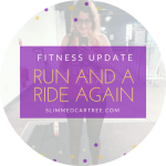 Fitness Update // More riding!