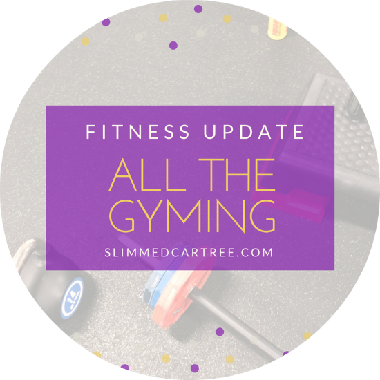 Fitness Update // All the gymming